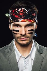 Thomas Feurstein Portrait Stuntman