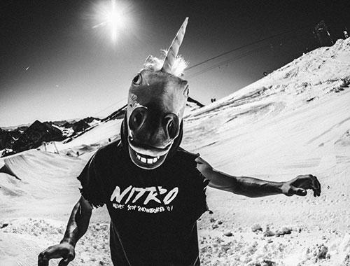 Radical Unicorn - Thomas Feurstein